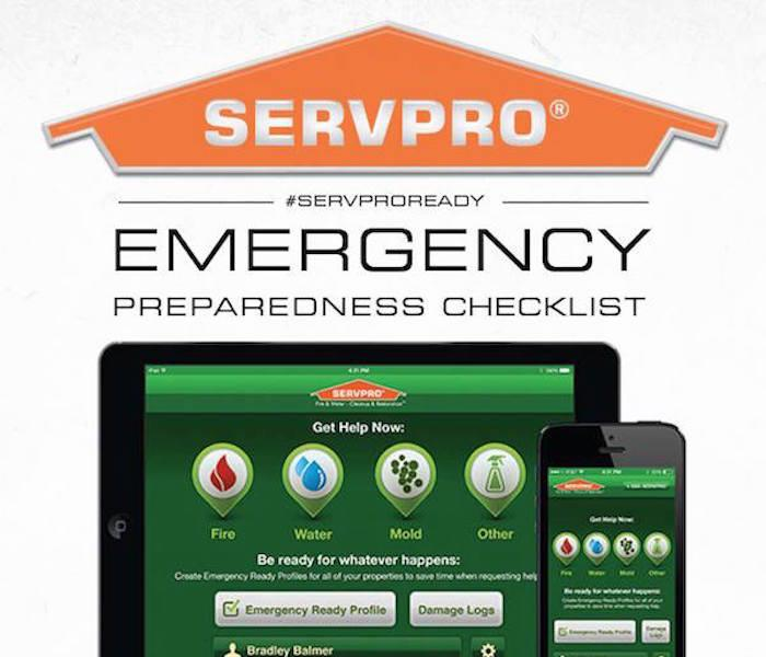 General Do you have the SERVPRO Mobile App?